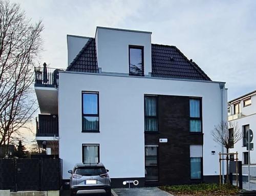 Zwei Mehrfamilienhäuser, Bergisch Gladbach-Refrath